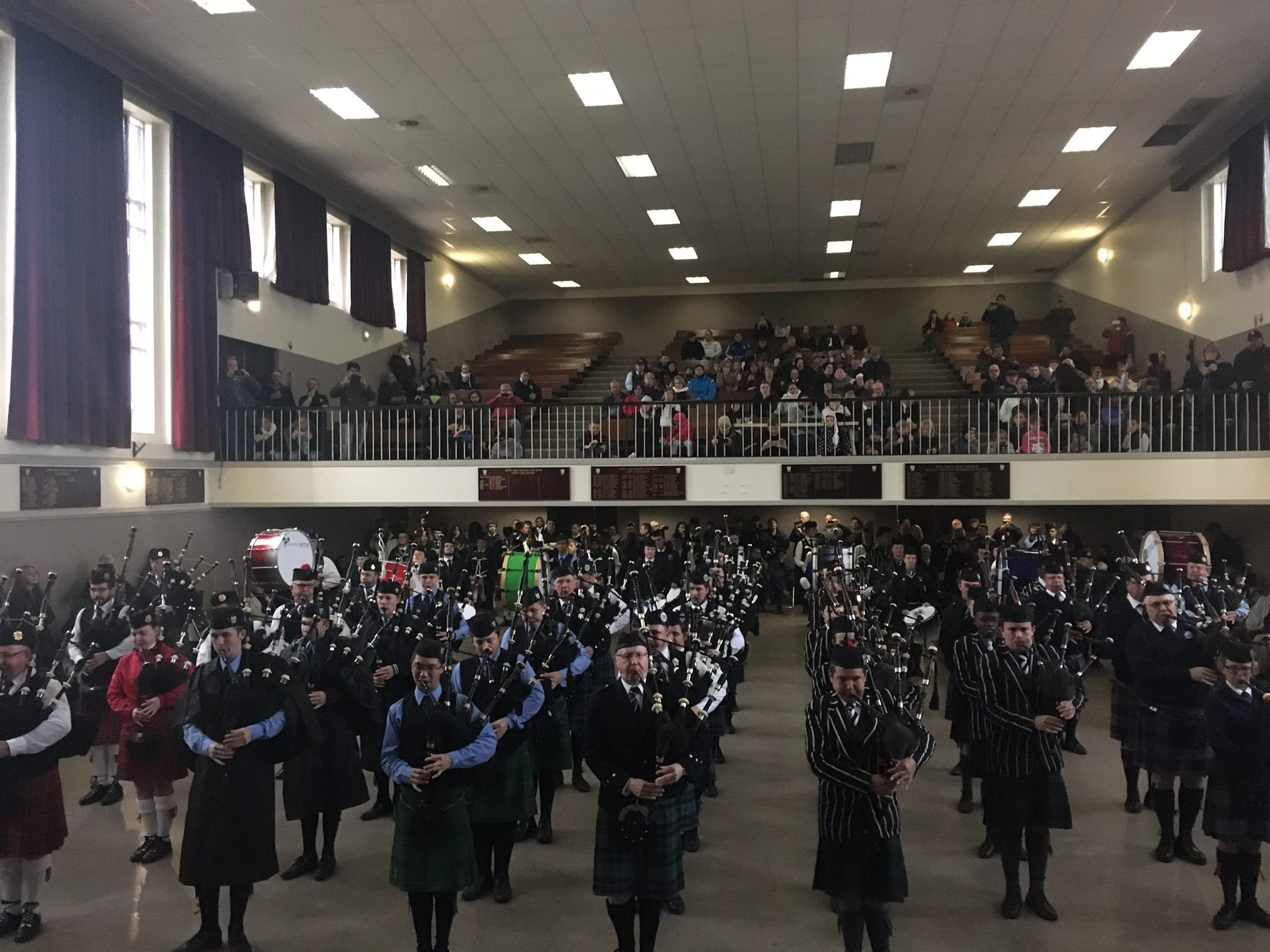 Highland Gathering moved indoors